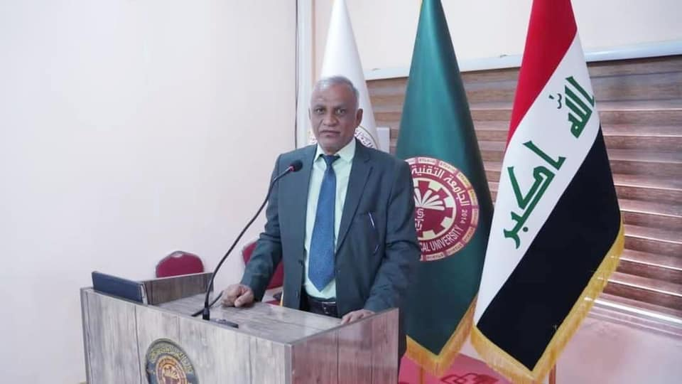 Speech of the Dean of the College of Health and Medical Technologies on the occasion of the International Day of Teaching and Learning (Our education will not stop).